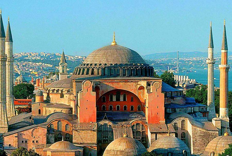 Hagia Sophia: Museum, Church or Mosque? - European Eye on Radicalization